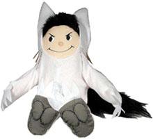 """Max 15"""" Plush Doll - $24.99"""