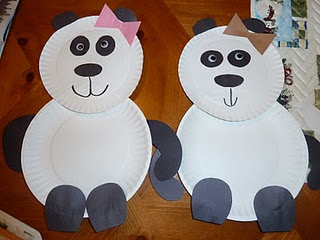 panda crafts for preschoolers panda crafts fragile earth 496